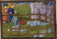 15th century art - Schola Gladiatoria - Picasa Web Albums