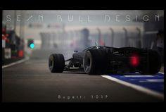 F1 Corradi: Bugatti F1