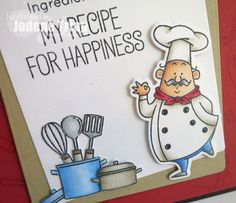 Did I say that out loud?: Recipe for happiness