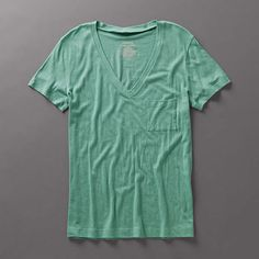 American Target doesn't want money from Australians, so I am on the prowl for an alternative to the Mossimo Supply Co. Juniors Pocket V-Neck Tee. These are lovely but triple the price at $24 a piece.