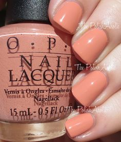 OPI Fall 2015 Venice Collection - A Great Opera-tunity