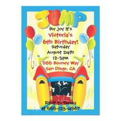 >>>best recommended          	Bounce House BIrthday Party Invitation           	Bounce House BIrthday Party Invitation lowest price for you. In addition you can compare price with another store and read helpful reviews. BuyShopping          	Bounce House BIrthday Party Invitation today easy to...Cleck Hot Deals >>> http://www.zazzle.com/bounce_house_birthday_party_invitation-161409220697736143?rf=238627982471231924&zbar=1&tc=terrest