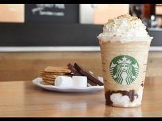 ▶ How to Make a Starbucks Smores Frappuccino - YouTube