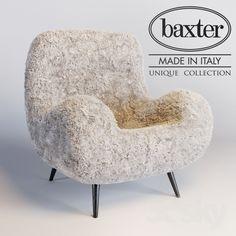 Baxter Molly armchair