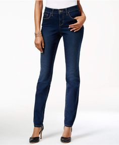 d74123df06fed Style   Co Tummy-Control Skinny Jeans