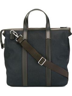 GIORGIO ARMANI Classic Large Holdall.  giorgioarmani  bags  shoulder bags   hand bags  canvas  nylon  leather b801f797d6131