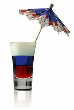 4th of july shot