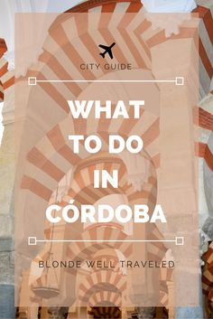Travel Guide: What t