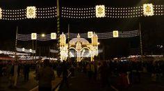 """Portada de la Feria de Abril de Sevilla 2016, """"Sevilla, homenaje a la Danza"""". Autor: Eduardo Morón Espinosa, de @limagemarketing y compañero de """"Del Sur Sensations"""""""