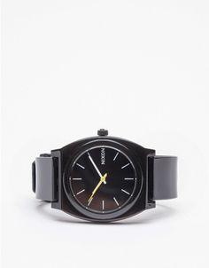 Nixon / Time Teller P in Black