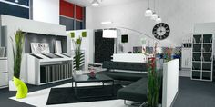 Agence SCMD - Showroom design - MAROCCHI