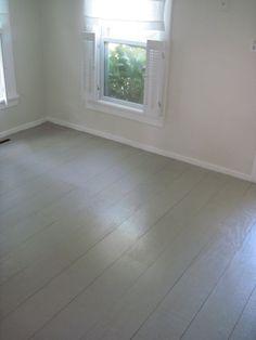 Underlayment planken vloer