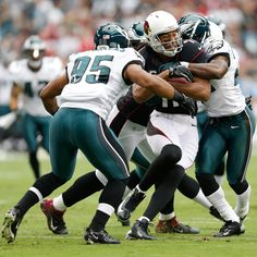 2013 Week 13: 12/1 #Eagles return from the bye week to face to #Cardinals.