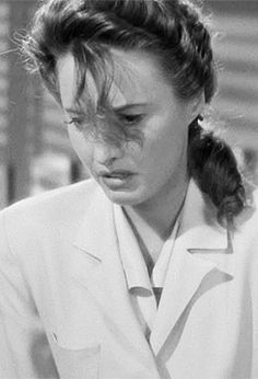 Young Barbara Stanwyck gif reminds me of young Victoria Barkley