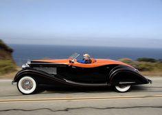 1935 Duesenberg Roadster