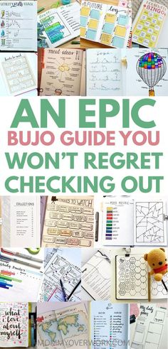 A BULLET JOURNAL is an organization system that can change your life. This ultimate guide walks you through many bujo ideas from basics like monthly logs to unique spreads like house cleaning, budgeting, and fitness. Tons of example layout pages for inspiration. You'll want to check out this jam-packed page and bookmark it for later #bujo #bujoing #bulletjournal #bulletjournallove #bulletjournaladdict #bulletjournaljunkie #bujolove #bujoinspire #bujoinspiration #bujocommunity #bujojunkies