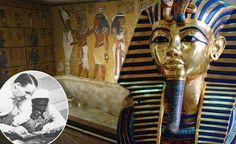 """A Incrível """"Maldição"""" de Tutancâmon Seria Real? """"Matarei a Todos que Cruzarem esta Entrada"""""""