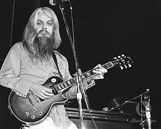 The many talents of Leon Russell