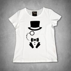 Blanc Mind Hat t-shirt. organic cotton, fully recyclable and bio-degradable. Uk Fashion, Ethical Fashion, Womens Fashion, Eco Friendly Fashion, Ethical Brands, Material Girls, Organic Cotton, Shirt Designs, Women Wear
