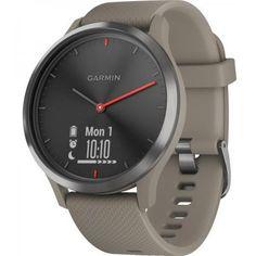 dc689fc4b78354 Garmin Unisexuhr Vívomove HR Sport 010-01850-03 Smartwatch Large, Modell-Nr