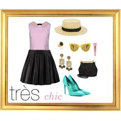 """""""très chic"""" by lenkafen on Polyvore"""