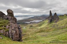The Old man of Storr - Skye - Scotland by Pedro Ferrer on 500px