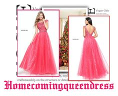 """""""Homecomingqueendress  25"""" by emily-5555 ❤ liked on Polyvore featuring homecomingqueendress"""