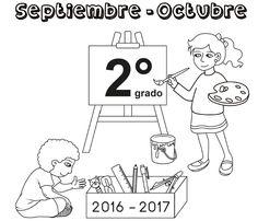 Material de apoyo curricular 2do grado bloque I  2016-2017