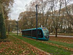 Tramway de Besançon, França. Foto: NiKi Verdot | 1001 Dicas de Viagem