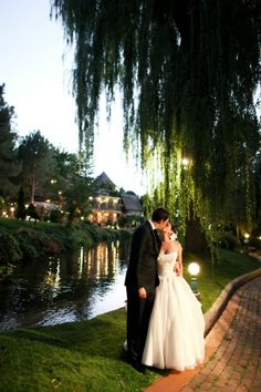 T. J. and Marta: A Classic Wedding in Sandy, Utah, followed by an intimate reception at La Caille..www.swoonedmagazine.com