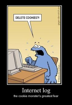 Check out Cookie fear from Best Demotivational Posters