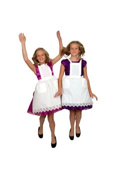 Lace Aprons for all Occasions. Machine Washable. Visit our web store for color options and sizes. https://www.germangiftoutlet.com/collections/aprons-kitchenware?view=all