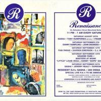 John Digweed Renaissance Demo - 14.07.1992 by Renaissance Records on SoundCloud