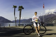 Thanks to the vastness and diversity of our territory, you will easily ride along the shore of Lago Maggiore (Lake Maggiore) and the banks, or you will toil to climb the valleys of our region.  Foto: Alessio Pizzicannella