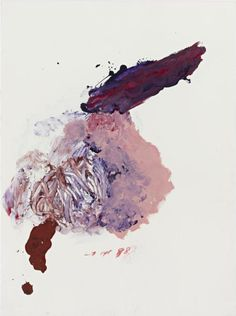 Untitled, 1988 Cy Twombly