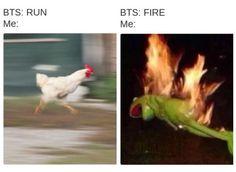 fire, jin, and yoongi image