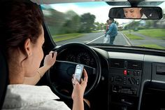 Texting while driving is a growing safety concern among motorists, passengers and pedestrians alike. It forces drivers to take their eyes away from the road and to the screen of your phone. And while offenders might argue that it only takes a few seconds to read or send a text, it also takes a few seconds to rear end the vehicle in front of you while speeding at 60 MPH.