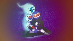 North and South Korea [Countryhumans] South Korea North Korea, Mundo Comic, Country Men, History Memes, Human Art, Fandom, South Park, Cool Drawings, Funny Pictures