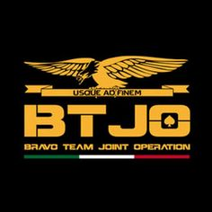 BTJO Il Bravo Team Joint Operation naque con lo scopo di formare una squadra tattica composta da elementi provenienti da diversi club (Joint Operation), form...