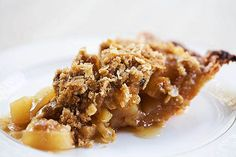 Pear Ginger Maple Pie on Simply Recipes