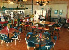 Maranui Cafe at Maranui Surf Life Saving Club, Lyall Bay, Wellington - Home