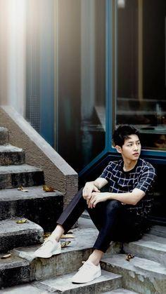 Song Joong Ki 'Harpers Bazaar Korea' May 2016 Issue Korean Star, Korean Men, Asian Men, W Kdrama, Kdrama Actors, Most Handsome Korean Actors, Song Joong Ki Cute, Soon Joong Ki, Songsong Couple