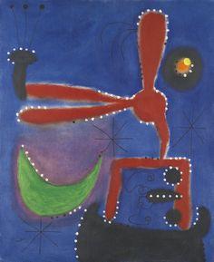 Peinture (1954) - Joan Miró
