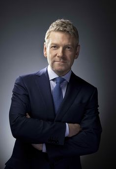 Don't get enough of Mr Branagh these days...