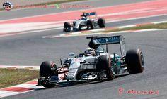 Mercedes no pierde el ritmo