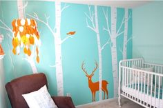 Wall Decals for Nursery with Cute Themes