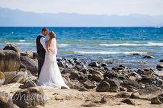 Lake Tahoe beach wedding at Mourelatos for Merry and Tim Lake Tahoe Beach, Lake Tahoe Weddings, Wedding Moments, Photojournalism, Unique Weddings, Summer Fun, Documentaries, Groom, Merry