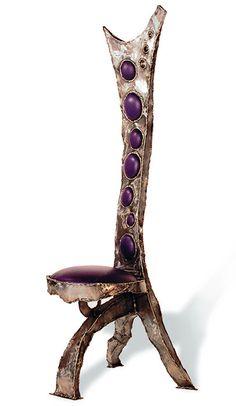Art Furnitures, Welded Carbinets, Furniture Sculptures   GAHR