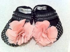 Gorgeous baby shoes!!