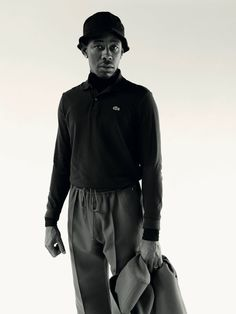 Tyler, the Creator para L'Officiel Hommes USA en fotos de Daniyel Lowden Earl Sweatshirt, Tyler The Creator Outfits, Pretty People, Beautiful People, Tyler The Creator Wallpaper, Sous Pull, Young T, Hip Hop, American Rappers
